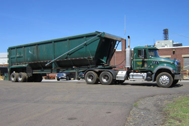Mayer Pollock Dump Trailer
