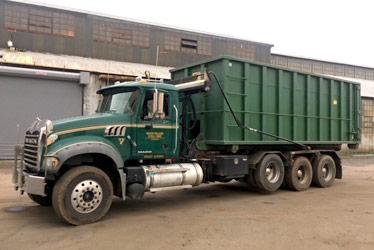 Mayer Pollock Dump Truck